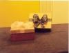 Decoração de caixas envolve baixo investimento e capricho na confecção artesanal