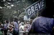 Cortina de ouro divide o Brasil
