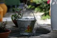 Poço caipira - método mais usado no meio rural para a captação de água