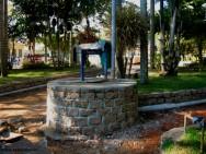 Poço caipira - método mais usado no meio rural para o tratamento de água