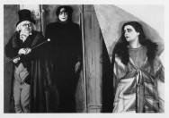 O Gabinete do Dr. Caligari (1919) - Foto reprodução