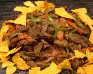 Comida mexicana - Receita de Fajitas