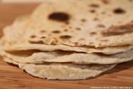 Comida mexicana - Receita de Tortillas
