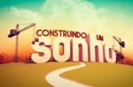 O quadro construindo um sonho é líder de audiência no Brasil, nas tardes de domingo.