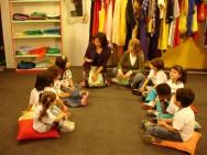 A importância da intertextualidade para a leitura na educação infantil