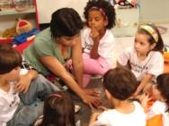 Contando histórias para públicos de várias idades