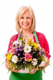Neste Natal, surpreenda aquela pessoa especial. Presenteie-a com flores!
