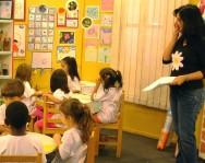 Preparação, montagem e narração do conto infantil
