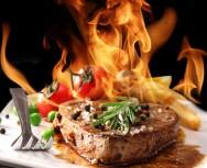 Pontos de cozimento da carne bovina em churrascos