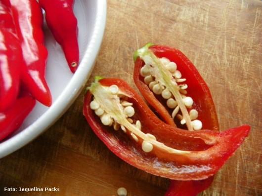 Pimenta - propriedades e benefícios do seu consumo para a saúde