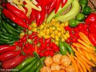 A pimenta é usada como matéria-prima para vários remédios.