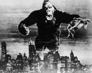 King Kong é um filme norte americano de 1933, dirigido por Merian C. Cooper e Ernest B. Schoedsack.