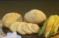 O milho é um ingrediente que proporciona diversas possibilidades de criação. Em suas variações pode ser usado como base, no caso de pão, ou como recheio.