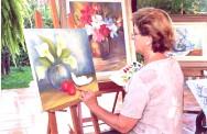 Técnicas de pintura a óleo sobre tela