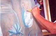 O artista deve evitar a monotonia, proveniente de detalhes na mesma linha.