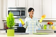 Muitas donas de casa preferem fazer tudo sozinhas.