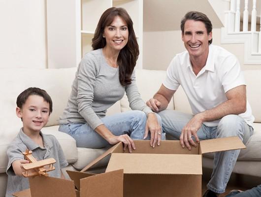 Organize sua casa com a ajuda de todos.