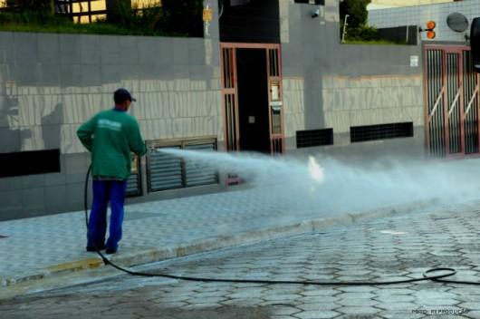 Obrigações de uma empresa de limpeza. Foto: Reprodução