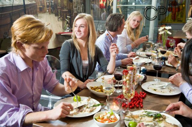 O que servir como prato principal e sobremesa, em almoços e jantares, e como servi-los   Cursos CPT