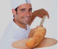 Padeiro - a maior, a melhor e a mais eficiente matéria-prima do pão