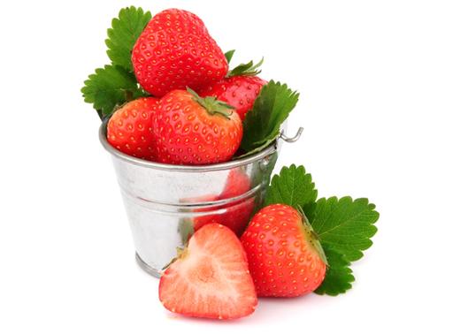 A fruto morango - Cursos CPT