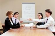 Planeje e anote dados importantes, como os resultados de vendas
