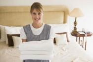 Hotelaria - área de governança necessita de profissionais capacitados