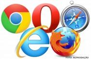 Os navegadores podem alterar a forma com que os documentos WEB aparecem na tela