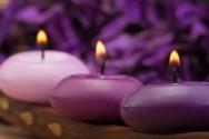 Com ou sem aroma, as velas decorativas dão um toque especial a qualquer ambiente.