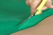 O flanelógrafo é um instrumento de ensino fácil de se fazer e de baixo custo