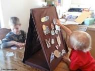 Flanelógrafo - importante recurso didático na educação infantil