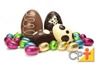 Os ovos de chocolate são considerados o símbolo mais marcante da Páscoa.
