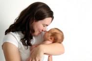A moleira é uma parte molinha, uma espécie de cavidade rasa no alto da cabeça do recém-nascido
