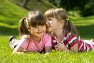 O elemento mais importante da aprendizagem da natureza é a capacidade de a criança gerar o raciocínio
