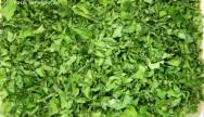 Hortaliças e legumes desidratados: etapas do processamento