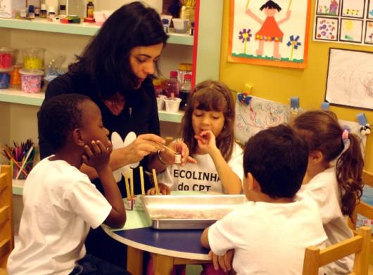 Educação Infantil - Cursos a Distância