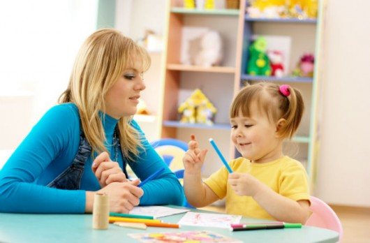 As artes plásticas atuam positivamente no desenvolvimento mental da criança