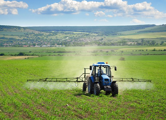 O agronegócio brasileiro alcança US$ 7,97 bilhões com exportações