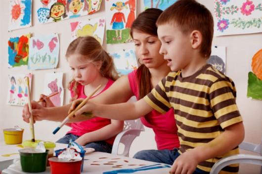 Educação infantil - importância do desenho para o desenvolvimento da infância