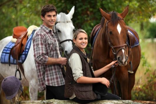 Como selecionar cavalos para provas equestres de velocidade.