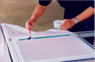 Usar a tinta certa, com aditivos certos, é um procedimento prudente e de grande eficiência.