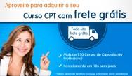 Dia do Frete Grátis no Portal CPT: Cursos com frete grátis para todo o Brasil
