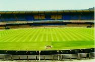 Manutenção de gramados esportivos: campo de futebol e campo de golfe