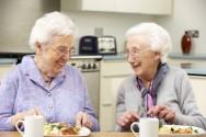 Em relação aos idosos, as interações medicamentos-alimentos devem ser observadas.