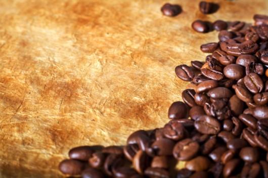 Classificação do café para torrefação.