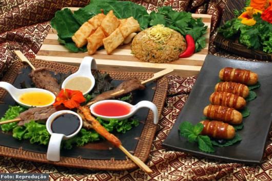 Comida chinesa um pouco mais sobre a culin ria e as for Utensilios para servir comida