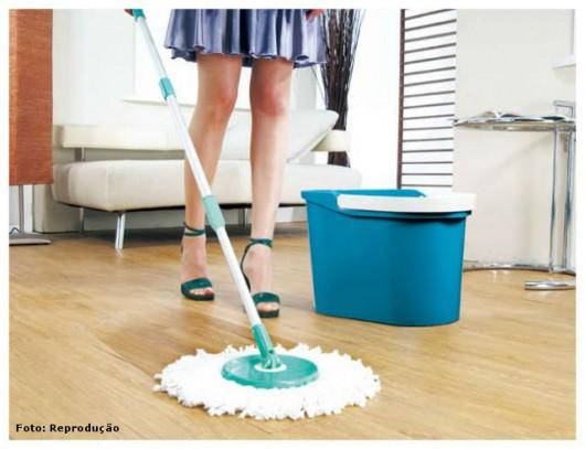 Empresa de limpeza - sistemas Mop de higienização de pisos