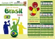 Tabela da Copa do Mundo 2014 Grátis para Baixar
