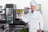 Cozinhas modernas encantam e atraem clientes aos restaurantes