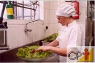 Dicas para a higienização de verduras, frutas e legumes